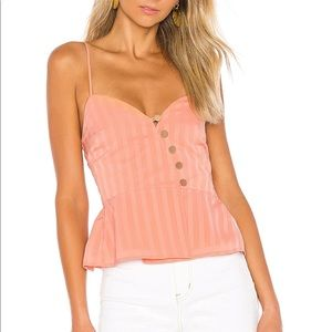 NWT House of Harlow 1960 x Revolve Top